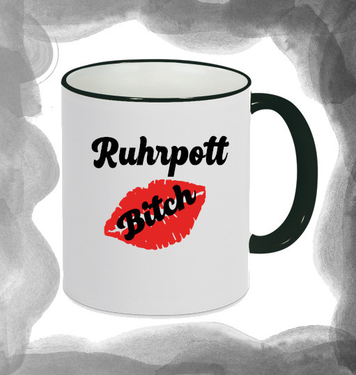 Ruhrpott Tasse Bitch